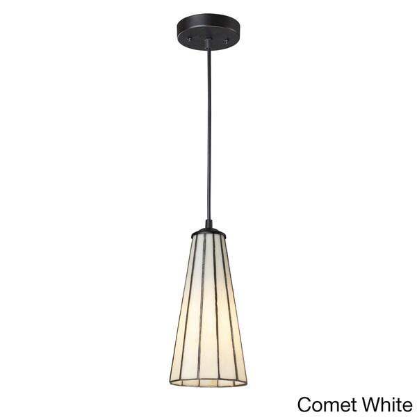 Elk Lighting Lumino 1-Light Matte Black Pendant