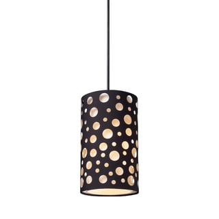 Elk Lighting Enchantment 1-light Pendant in Matte Black
