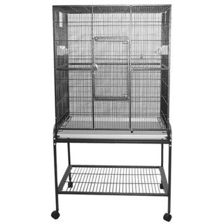 Flight Bird Cage and Stand (32 inches x 21 inches)