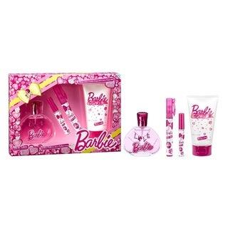 Barbie Women's 4-piece Fragrance Set
