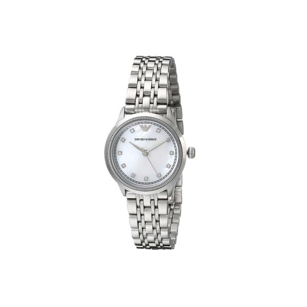 Armani Women's AR1803 Classic Mother of Pearl Watch