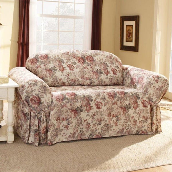 Sure Fit Chloe Loveseat Slipcover