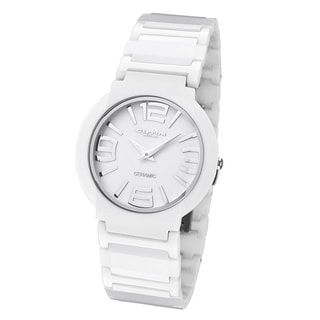 Cirros Milan Women's 2263GW White Ceramic Watch