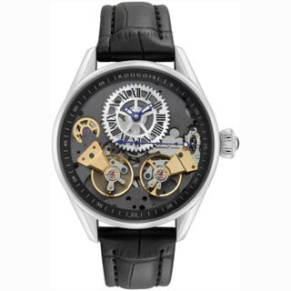 Rougois Men's Regal Double Escapement Automatic Watch