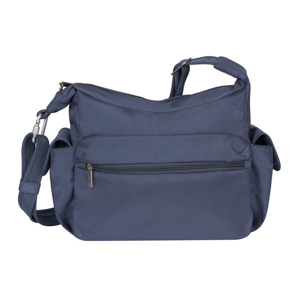 Travelon Anti-theft Classic East West Hobo Bag