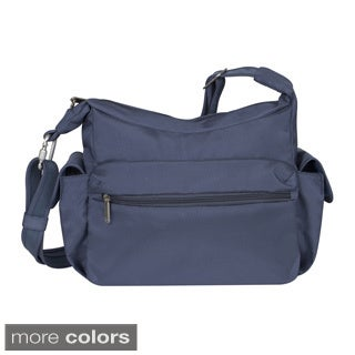 Travelon Anti-theft Classic East West Hobo Bag