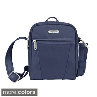 Travelon Small Anti-theft Classic Tour Messenger Bag