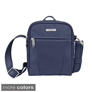 Travelon Small Anti-theft Classic Tour Messenger Bag