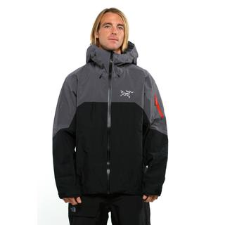Arc'teryx Men's Rush Black Storm Jacket