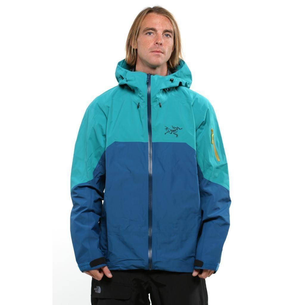 Arc'teryx Arc'teryx Men's Rush Nautilus Blue Jacket