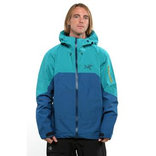 Arc'teryx Men's Rush Nautilus Blue Jacket