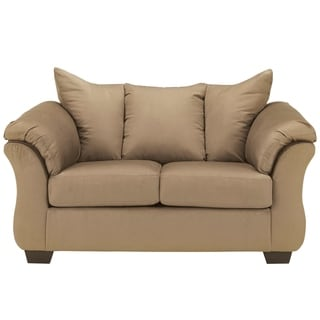 Signature Designs by Ashley 'Darcy' Mocha Brown Loveseat