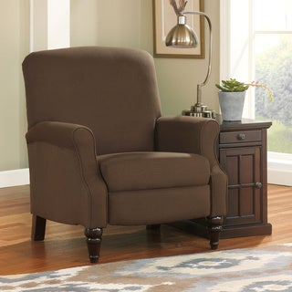 Signature Designs by Ashley 'Bromwich' Chocolate Brown Reclining Accent Chair