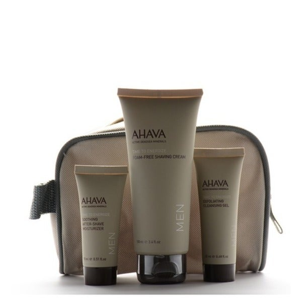Ahava Active Deadsea Minerals 3-piece Set with Bag