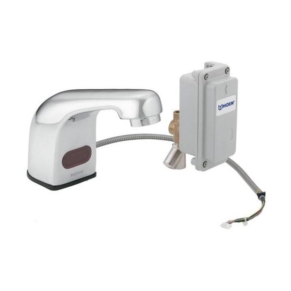 Moen 8302 M-Power Sensor-operated Electronic Lavatory Faucet