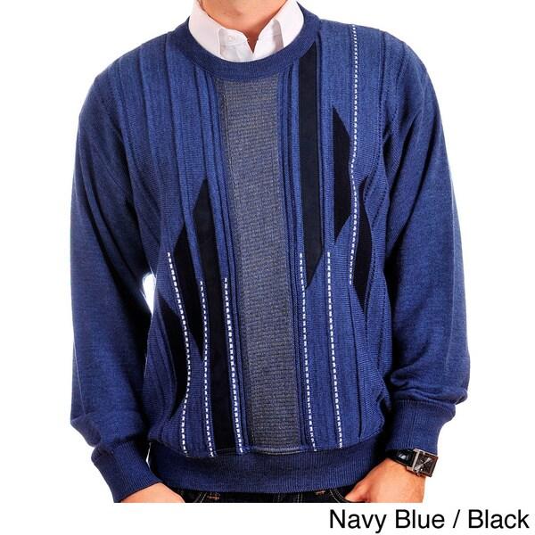 Cooper Men's Merino Wool Blend Sweater