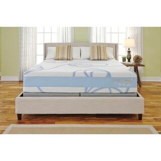 Sierra Sleep Nu Wave 14-inch King Gel Memory Foam Mattress