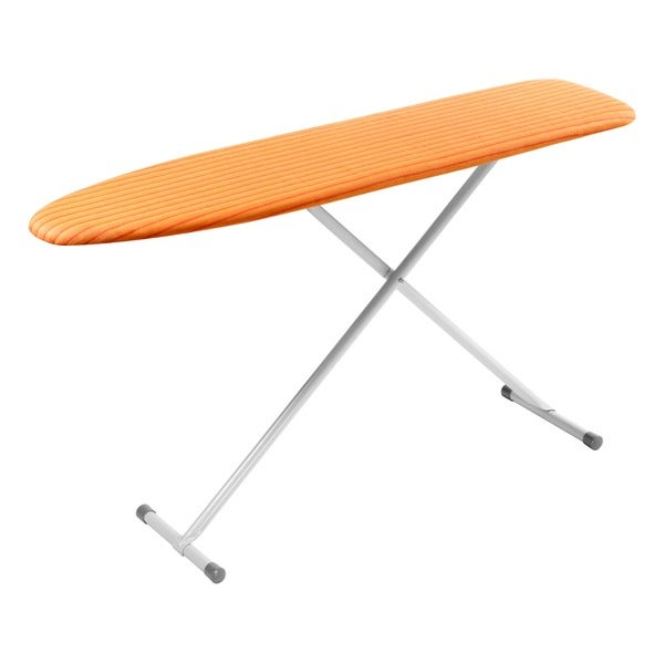 Honey Can Do Sturdy T-leg Adjustable Basic Ironing Board