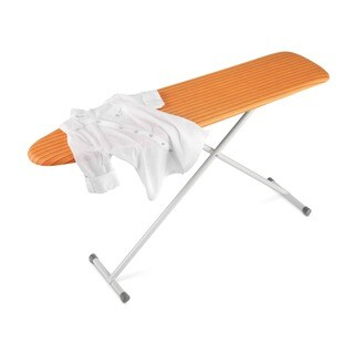 Honey Can Do Sturdy T-leg Adjustable Basic Ironing Board