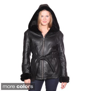 Christian Reed Diana Leather Parka