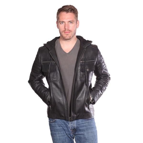 Christian Reed Warden Leather Jacket