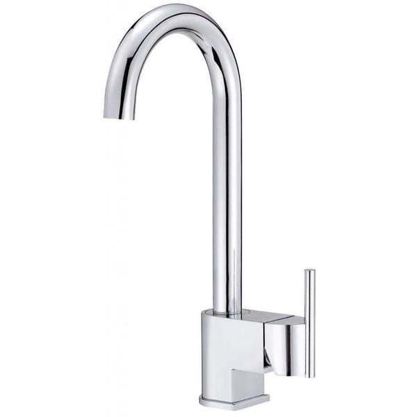 Danze Single-handle Bar Como Side Mount Handle Polished Chrome Faucet
