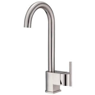 Danze Single-handle Bar Como Side Mount Handle Stainless Steel Faucet