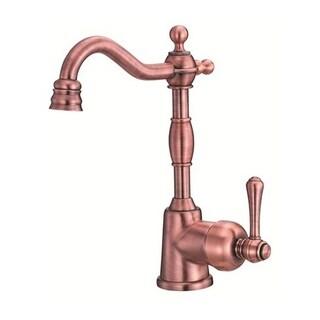 Danze Single-handle Bar Opulence Side Mount Handle Antique Copper Faucet