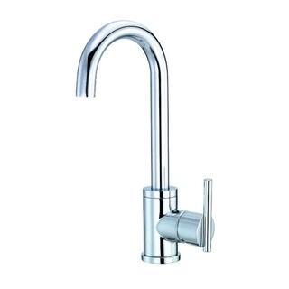 Danze Single-handle Bar Parma Side Mount Handle Polished Chrome Faucet