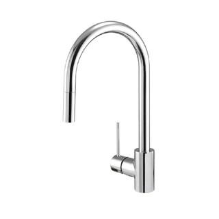 Danze Citron Single-handle Kitchen Citron Pull-down Chrome Faucet