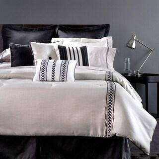 Joseph Abboud Modern Tweed 4-piece Comforter Set