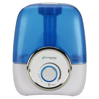 PureGuardian 100-hour 1.5-gallon Ultrasonic Cool Mist Humidifier
