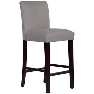 Skyline Furniture Uptown Barstool in Linen Grey