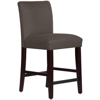 Made to Order Grey Uptown Counter Stool