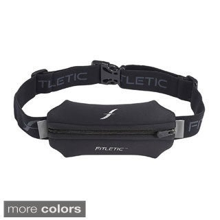 Fitletic Neoprene Single Pouch Running Belt