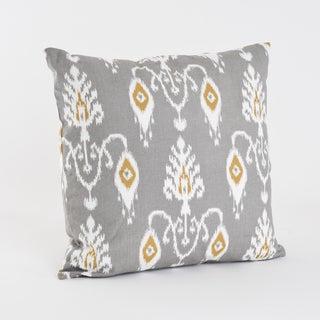 Ikat Design Decorative Throw Pillow