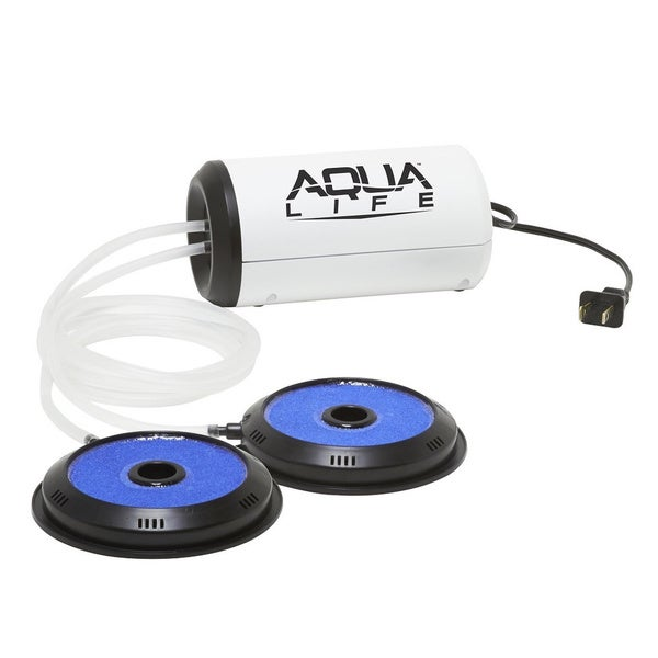 Frabill 100-gallon Dual Output 110V High Capacity Aerator