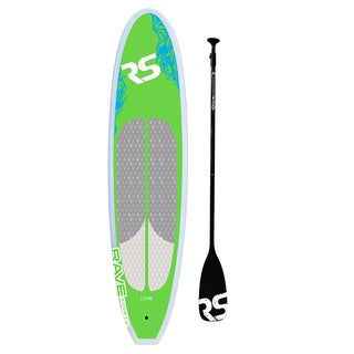Lake Cruiser Green Stand Up Paddle Board Package