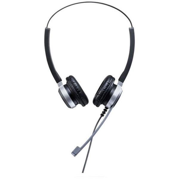 Addasound Crystal 2802 Wired Binaural Headset
