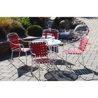 Sun Casual Harper 5-piece Outdoor Dining Set