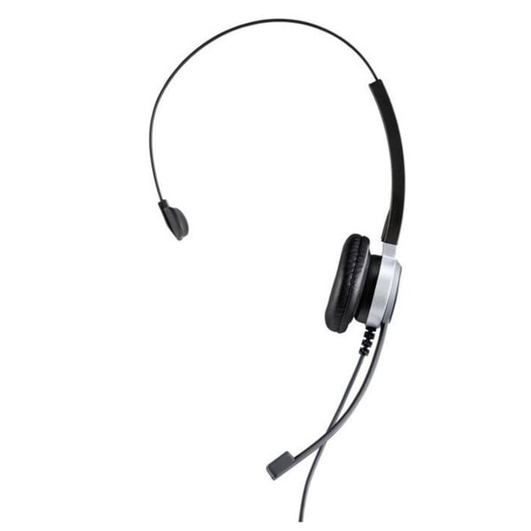 Addasound Crystal 2801 Wired Monaural Headset