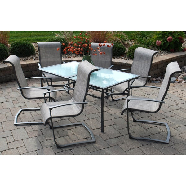 Elissa 7-piece Outdoor Dining Set
