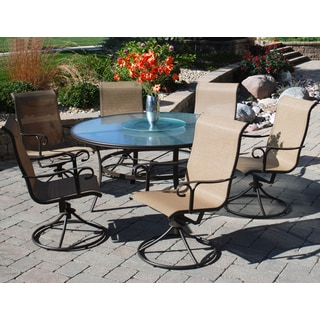 Sun Casual Cameron 7-piece Dining Set