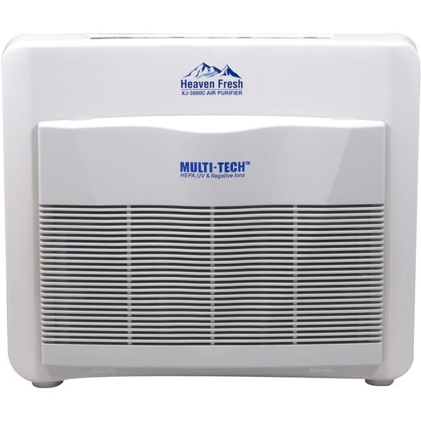 Heaven Fresh Naturo Pure HF300C Multi Tech 6-stage Air Purifier
