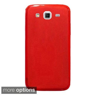 INSTEN Colorful Premium Frosted TPU Rubber Phone Cover For Samsung Grand Neo