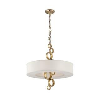 Corbett Lighting Continuum 8-light Pendant