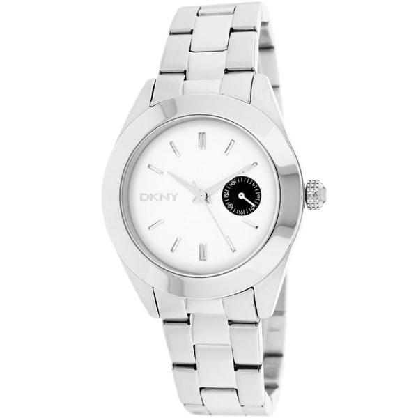 DKNY Women's NY2130 Jitney Stainless Steel Bracelet Watch