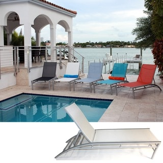 Regatta Stacking Sun Lounger (Set of 2)