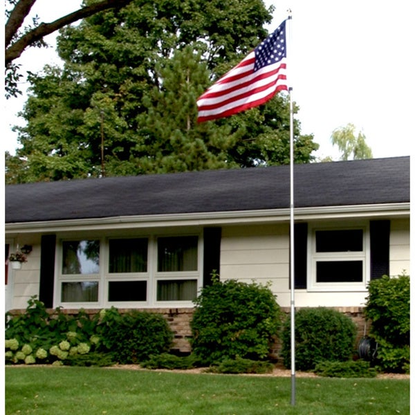 American Pride Flagpole