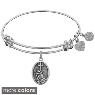 Angelica Faith Charm Bangle Bracelet